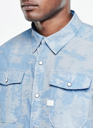 G-Star Gömlek Renksiz
